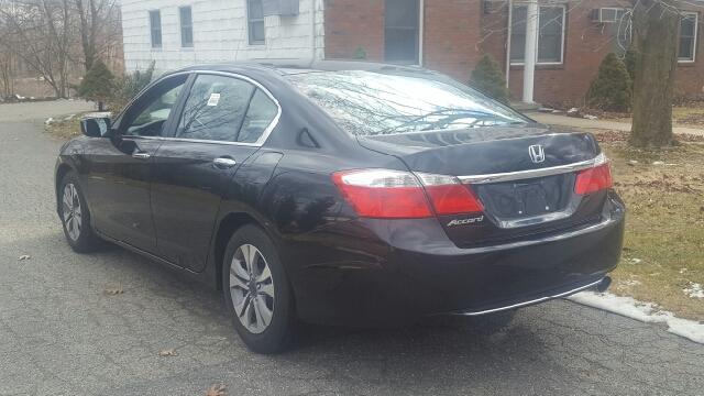 2014 Honda Accord LX 4dr Sedan CVT - Ludlow MA