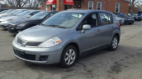 2009 Nissan Versa for sale at Ludlow Auto Sales in Ludlow MA