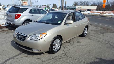 2008 Hyundai Elantra for sale at Ludlow Auto Sales in Ludlow MA