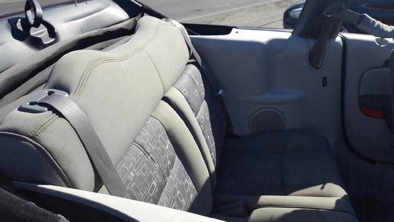 2007 Chrysler PT Cruiser Touring 2dr Convertible - Ludlow MA