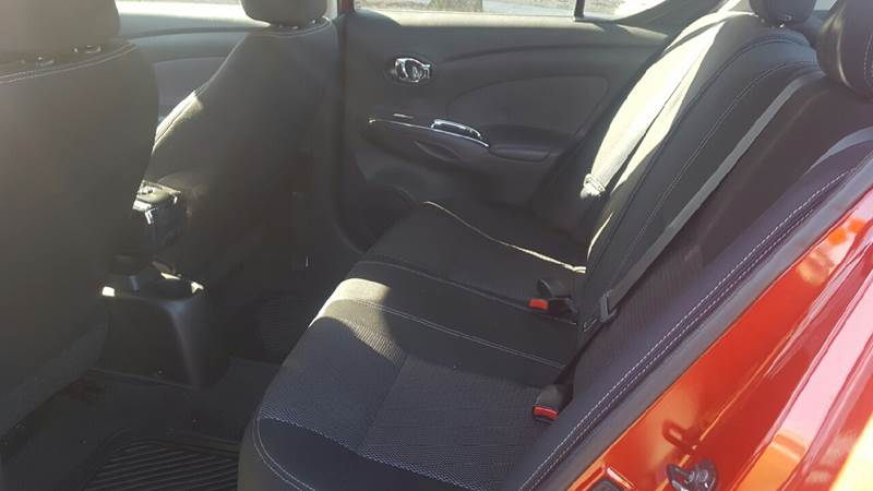 2014 Nissan Versa 1.6 SV 4dr Sedan - Ludlow MA