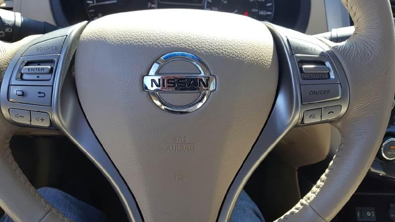 2014 Nissan Altima 2.5 SL 4dr Sedan - Ludlow MA