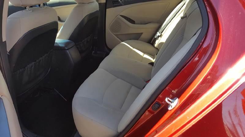 2014 Kia Optima LX 4dr Sedan - Ludlow MA