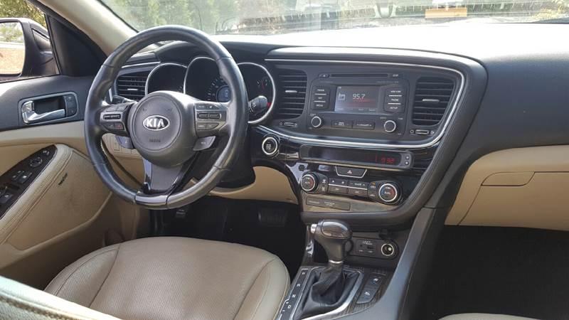 2014 Kia Optima EX 4dr Sedan - Ludlow MA