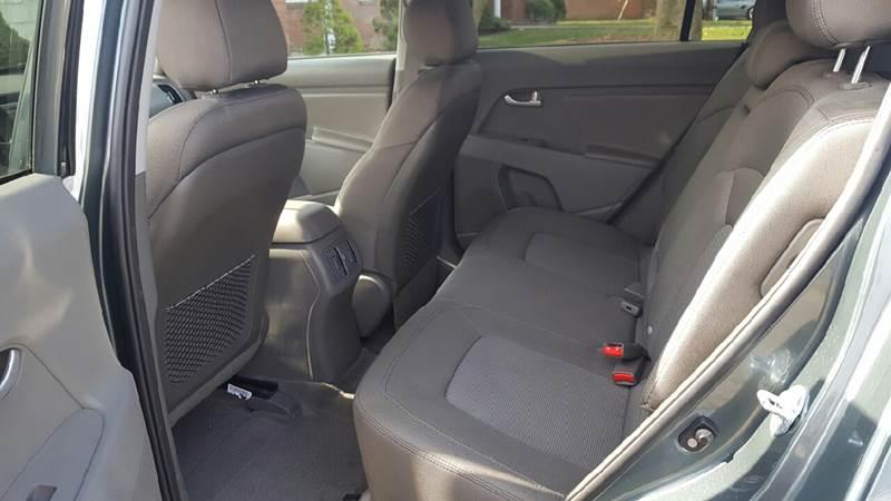 2014 Kia Sportage AWD LX 4dr SUV - Ludlow MA