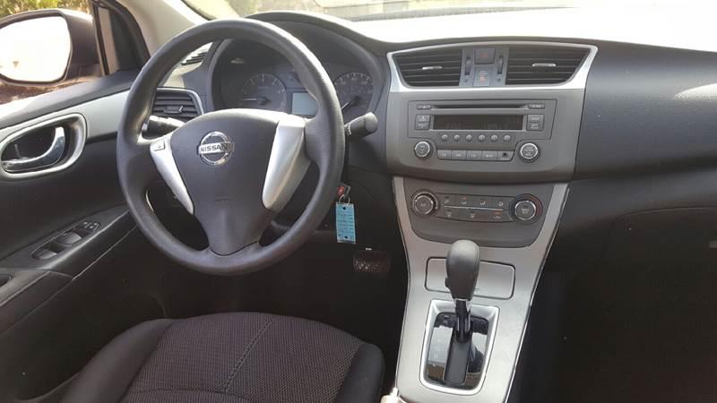 2014 Nissan Sentra S 4dr Sedan CVT - Ludlow MA