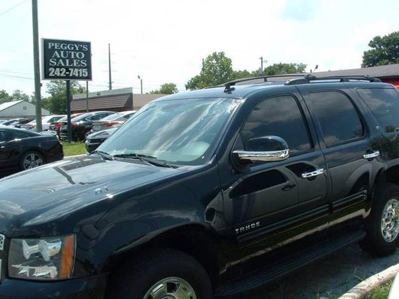 2013 Chevrolet Tahoe 4x2 LT 4dr SUV - Hendersonville TN
