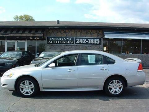 2016 Chevrolet Impala Limited for sale in Hendersonville, TN