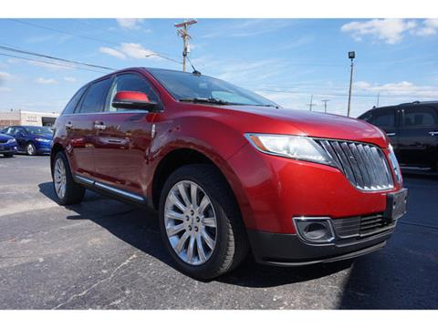 2014 Lincoln MKX for sale in Hendersonville, TN