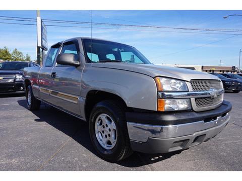 2003 Chevrolet Silverado 1500 for sale in Hendersonville, TN