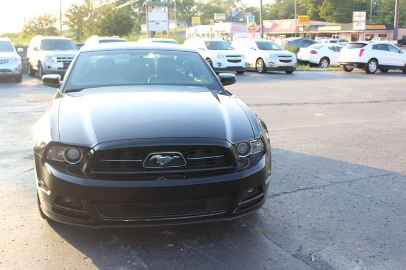 2014 Ford Mustang V6 2dr Coupe - Hendersonville TN