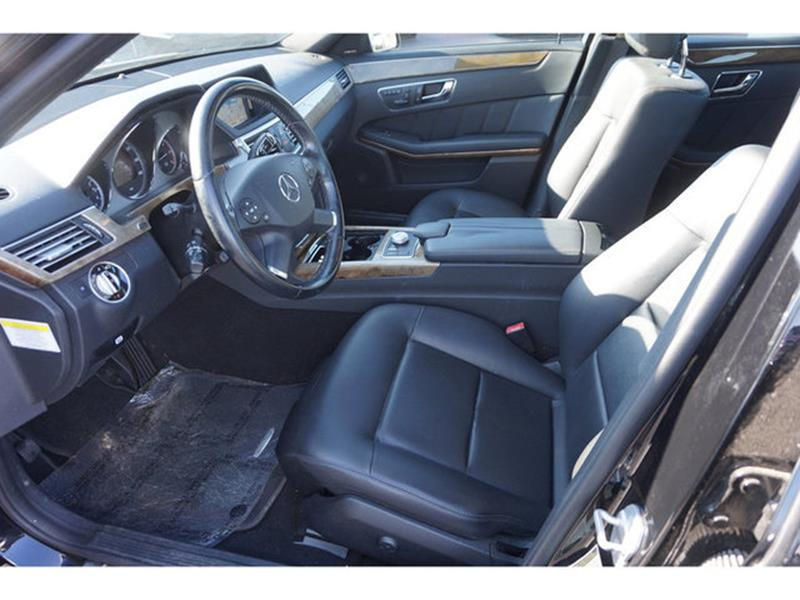 2011 Mercedes-Benz E-Class E350 BlueTEC Sport 4dr Sedan - Hendersonville TN