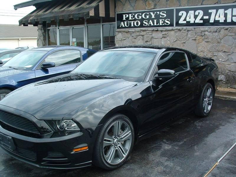 2014 Ford Mustang V6 Premium 2dr Coupe - Hendersonville TN