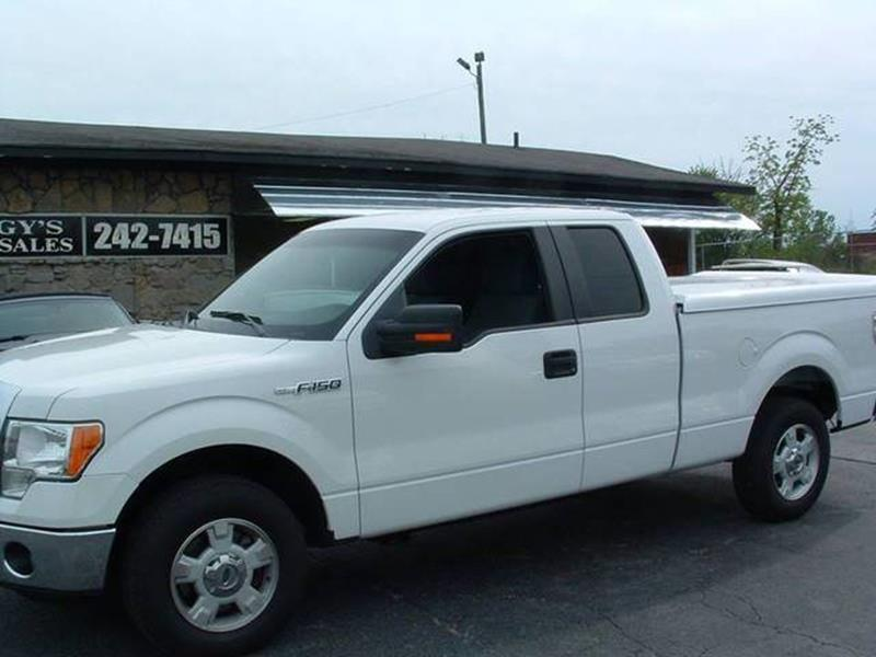 2014 Ford F-150 4x2 XLT 4dr SuperCab Styleside 6.5 ft. SB - Hendersonville TN