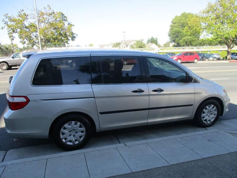 2005 Honda Odyssey LX 4dr Mini-Van - Belmont CA