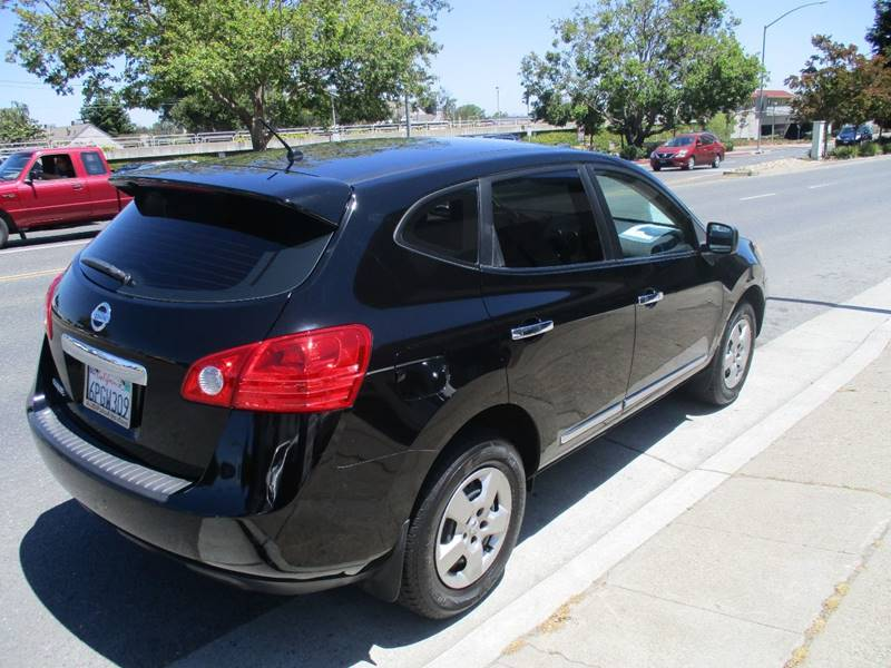2011 Nissan Rogue S 4dr Crossover - Belmont CA