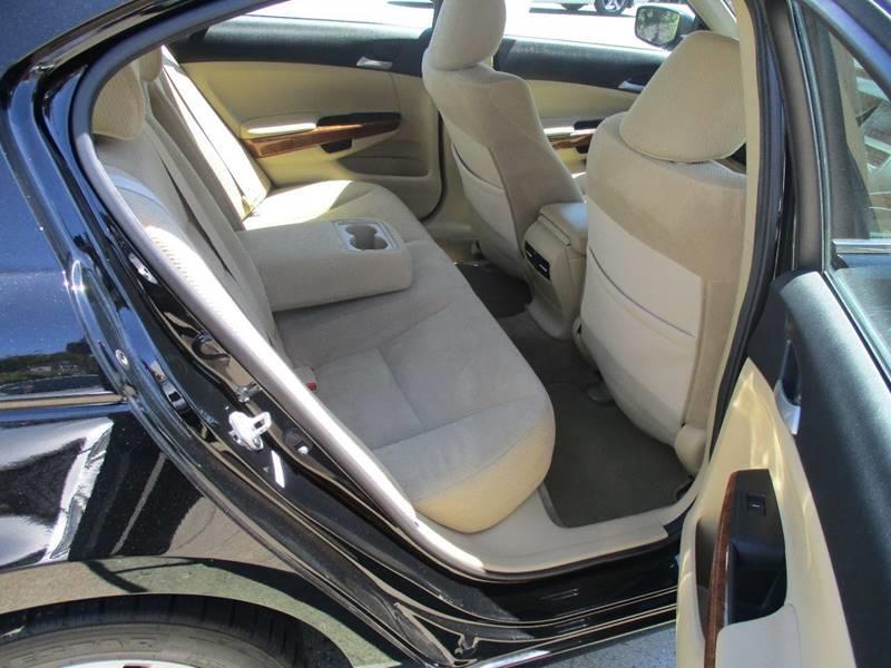 2011 Honda Accord EX 4dr Sedan 5A - Belmont CA