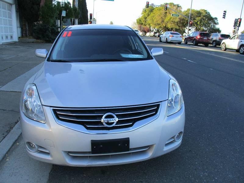 2011 Nissan Altima 2.5 S 4dr Sedan - Belmont CA