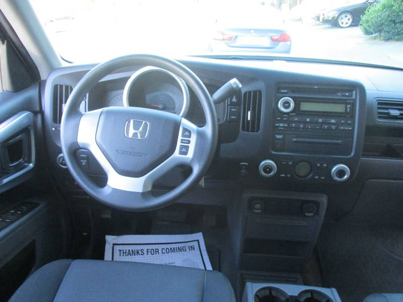 2007 Honda Ridgeline AWD RT 4dr Crew Cab - Belmont CA