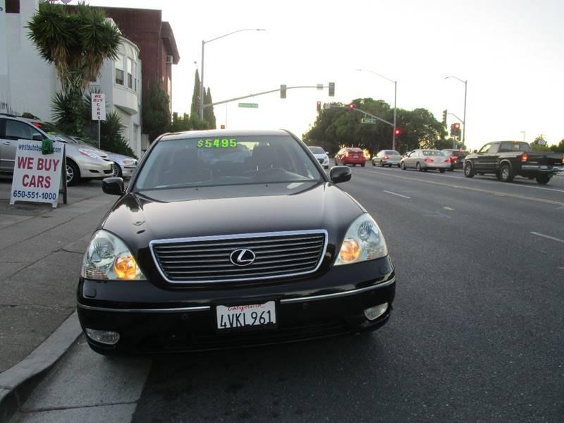 2002 Lexus LS 430 4dr Sedan - Belmont CA