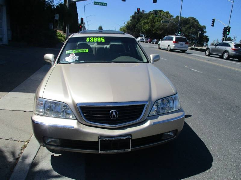 Acura Rl Dr Sedan In Belmont CA West Auto Sales - 2000 acura rl for sale