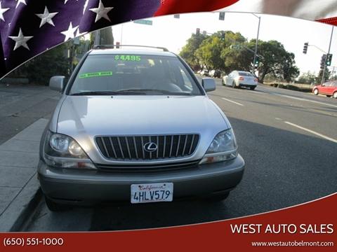 West Auto Sales >> West Auto Sales Car Dealer In Belmont Ca