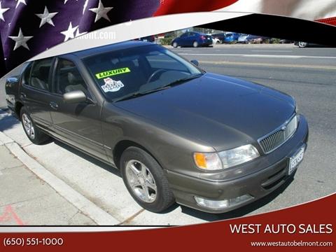 1999 Infiniti I30 for sale in Belmont, CA