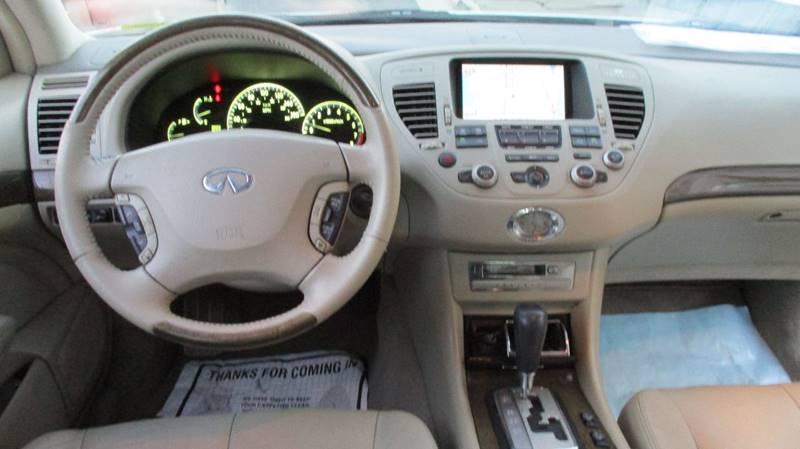 2002 Infiniti Q45 4dr Sedan In Belmont Ca West Auto Sales