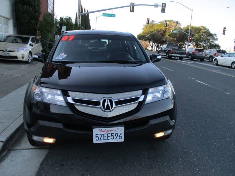 2007 Acura Mdx SH-AWD 4dr SUV w/Technology and Entertainment Package on honda west, toyota west, jeep west,