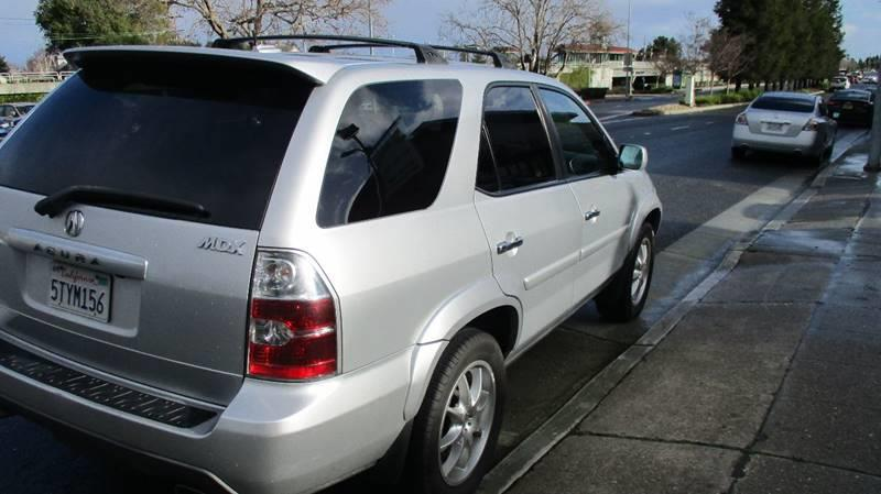 2006 Acura MDX AWD Touring 4dr SUV w/Navi and Entertainment System - Belmont CA