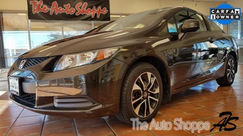 2013 Honda Civic for sale in Springfield, MO