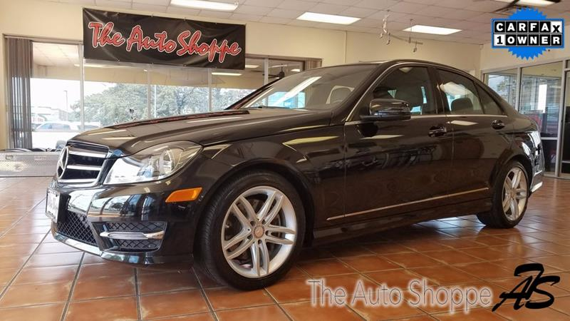 2014 Mercedes-Benz C-Class for sale at The Auto Shoppe in Springfield MO