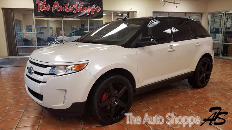 2013 Ford Edge for sale at The Auto Shoppe in Springfield MO