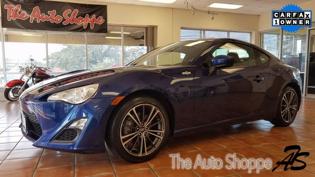 2015 Scion FR-S for sale at The Auto Shoppe in Springfield MO
