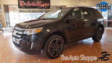 2014 Ford Edge for sale at The Auto Shoppe in Springfield MO