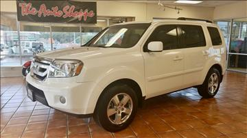 2010 Honda Pilot for sale at The Auto Shoppe in Springfield MO