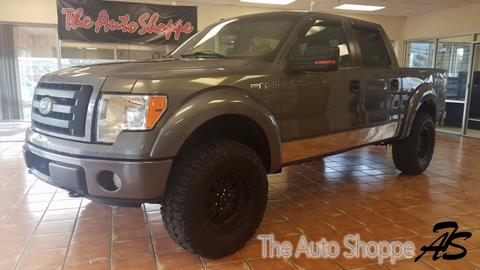 2010 Ford F-150 for sale in Springfield MO