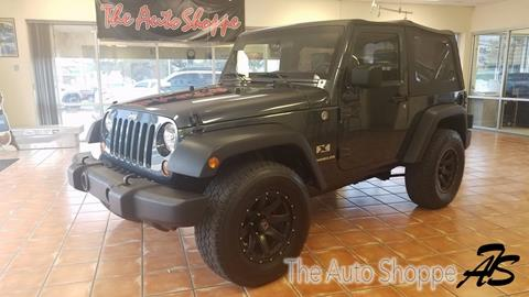 2007 Jeep Wrangler for sale in Springfield MO