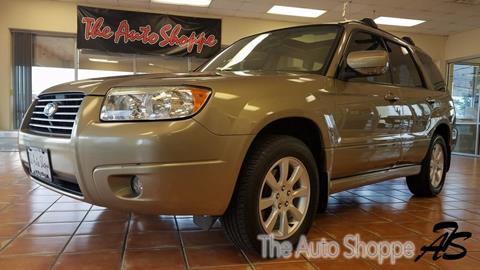 2008 Subaru Forester for sale in Springfield, MO
