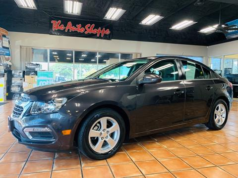 2016 Chevrolet Cruze Limited for sale in Springfield, MO