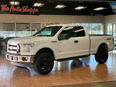 2015 Ford F-150 for sale in Springfield, MO