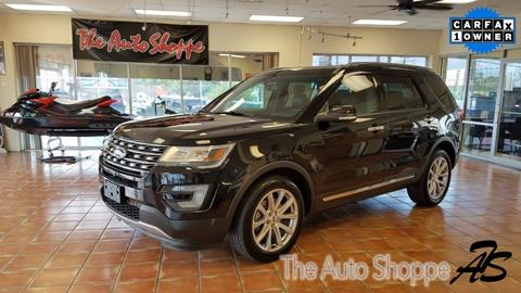 2017 Ford Explorer for sale in Springfield MO