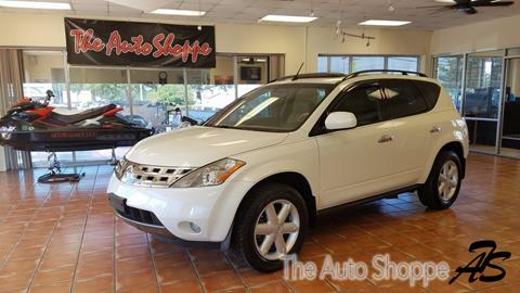 2005 Nissan Murano for sale in Springfield MO