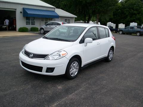 2012 Nissan Versa for sale in Poplar Bluff, MO