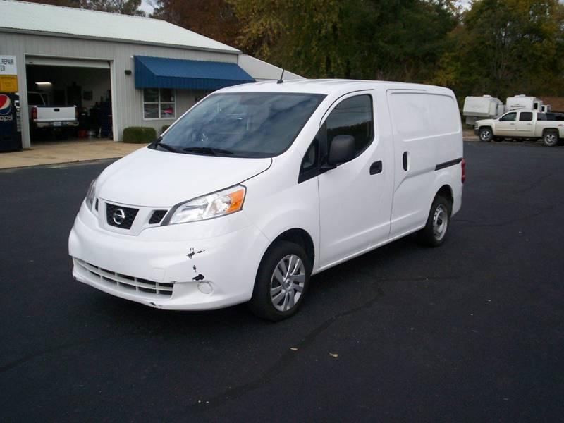 2015 nissan nv200 s 4dr cargo mini van in poplar bluff mo jones auto sales. Black Bedroom Furniture Sets. Home Design Ideas