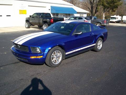 2005 Ford Mustang for sale in Poplar Bluff, MO