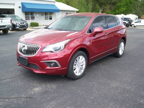 2017 Buick Envision Preferred for sale at Jones Auto Sales in Poplar Bluff MO
