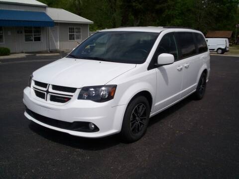 2018 Dodge Grand Caravan GT for sale at Jones Auto Sales in Poplar Bluff MO