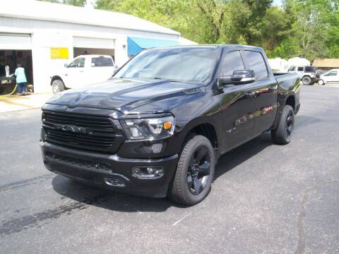 2019 RAM Ram Pickup 1500 Big Horn for sale at Jones Auto Sales in Poplar Bluff MO