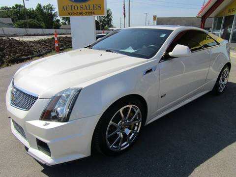 2013 Cadillac CTS-V for sale in Harrisonville, MO